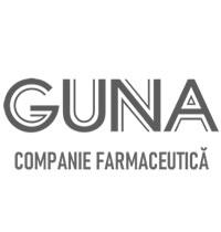 Guna spa Italy Logo Genoveva Nagy Romania
